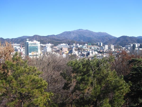 downtown-gwangju-south-korea