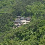 korean buddhist temple