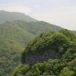 mudeungsan park south korea
