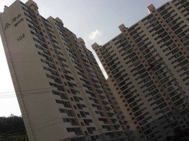 korea apartment gwangju