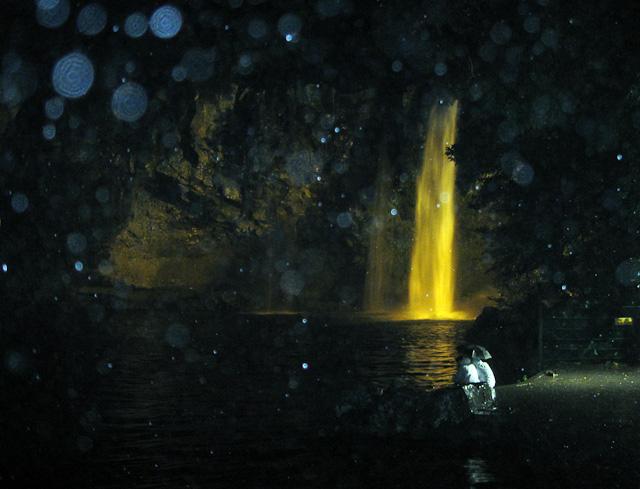 Cheonjiyeon Waterfall Jeju