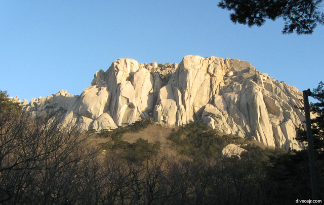 Ulsanbawi, Seoraksan National Park