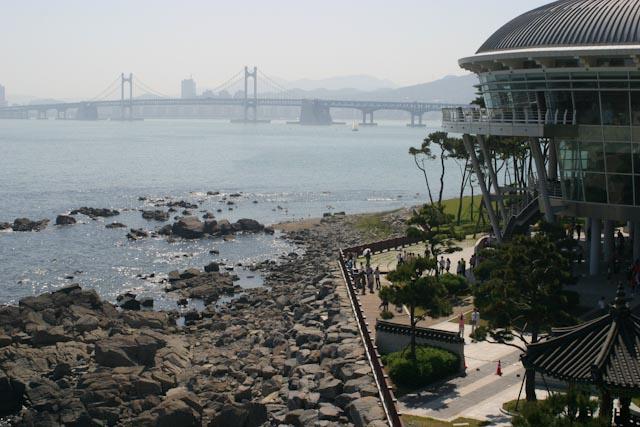 APEC Center Busan
