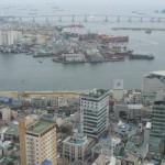 busan tower view south korea