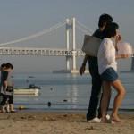 diamond bridge busan korea